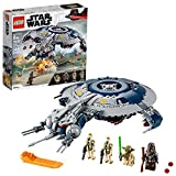 LEGO Star Wars: The Revenge of The Sith Droid Gunship 75233 Building Kit (329 Piece)