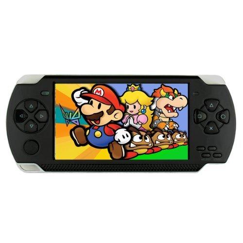 EFUN GX100 4.3'' Portable Game Console MP3/MP4/MP5 Media ...