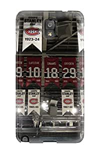 Cute Tpu AmandaSMartin Montreal Canadiens (60) Case Cover For Galaxy Note 3 by kobestar