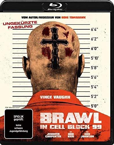 Brawl in Cell Block 99 - 2017 - Blu-ray - Amazon