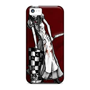 Pauleasy Cases Covers For Iphone 5c - Retailer Packaging Dark Alice Protective Cases