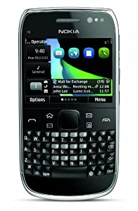 Amazon Com Nokia E6 Unlocked Gsm Phone With Touchscreen Qwerty Keyboard Easy E Mail Setup