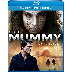 The Mummy (2017) [Blu-ray]