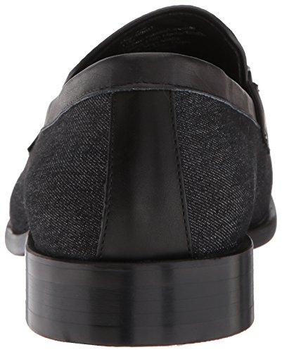 Steve Madden Heren Nachtleven Loafer Zwart