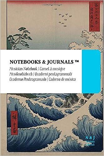 Notebooks & Journals Japanese Ukiyo-e, Suruga Satta no kaijo ...