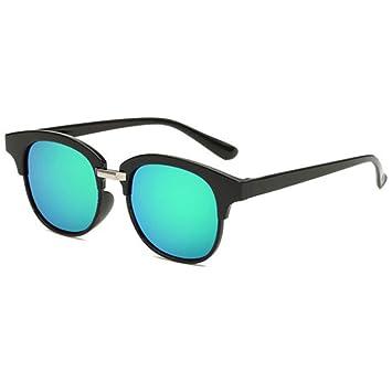 GJYANJING Gafas De Sol Nuevo Mercury Espejo Gafas Hombres ...