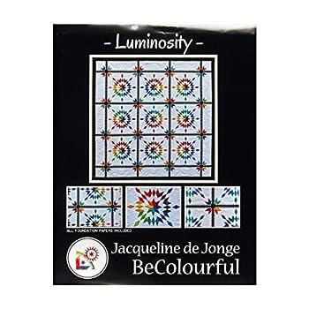 Image of Anthology Fabrics Luminosity Quilt Multi Kit