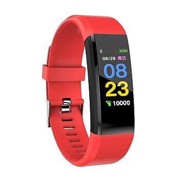 Pulsera Actividad, STRIR Pantalla a Color Fitness Tracker Reloj Inteligente Ritmo Cardiaco & IP67 Deportes