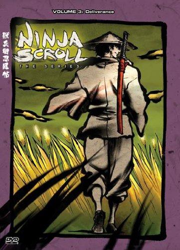 Ninja Scroll: The Series vol. 3 Deliverance
