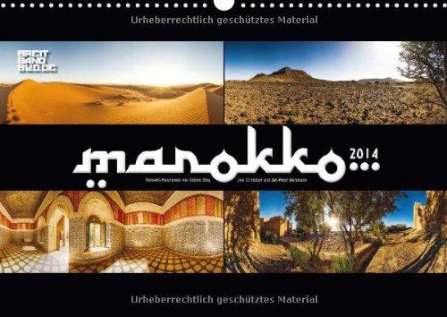 Marokko - Panoramen (Wandkalender 2014 DIN A3 quer): Ein Monatskalender mit zwölf faszinierenden und aussergewöhnlichen Panoramen aus Tausend und noch nie gesehen! (Monatskalender, 14 Seiten)