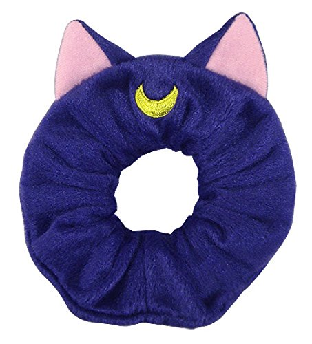 Sailor Moon GE-31005 Luna Cat Hairband Accessory ()