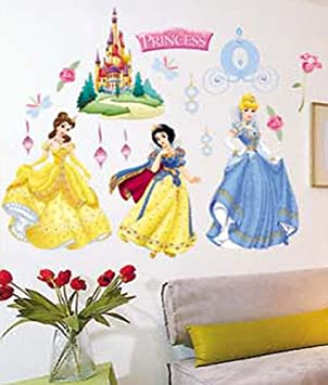 Amazon De Wandaufkleber Wandtattoo Wandsticker Disney