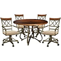 Powell Hamilton Dining Set, 5-Piece