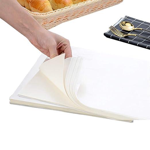 Almohadilla de papel para pasteles, papel para hornear, papel ...