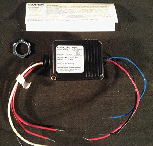 Lutron PP-277H Power Pack 277V Input 24VDC Output 24V Occupancy Sensor