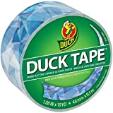 Duck Brand 284171 Printed Duct Tape, Stained Glass, 1.88 Inches x 10 Yards, Single Roll