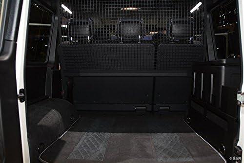 Worth-Mats Rear Cargo Dog Pet Barrier for Mercedes G Class G350 G500 G550 G55 G63 G65 W463 2019 MODEL DO NOT FIT