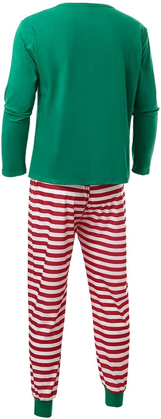 cinnamou Pijama De Navidad Conjunto De Pijama Familiar Top ...