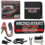Antigravity XP-10-HD Heavy Duty Micro start Jump Starter Power 300 Amps / 650A Peak DIESELS up to 7.3L with Hi-Power LED Flashlight