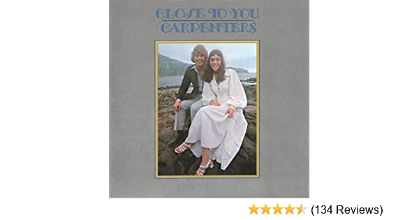 Sheett only, bad audio* carpenters close to you sheet music for.