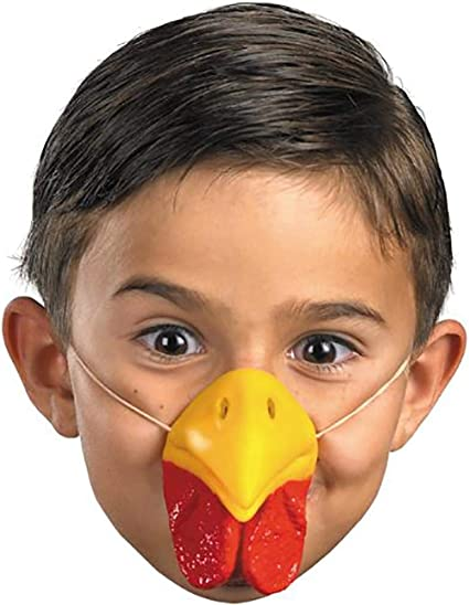 Rubies Costume Company Rooster//Chicken Nose Costume