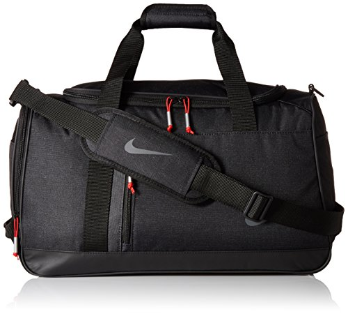 NIKE Sport Golf Duffel Bag, Black/Black/Anthracite