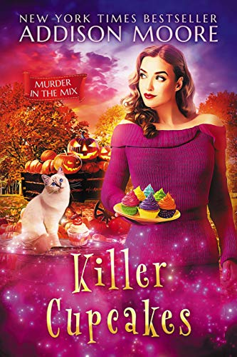Killer Cupcakes (MURDER IN THE MIX Book 14) by [Moore, Addison]