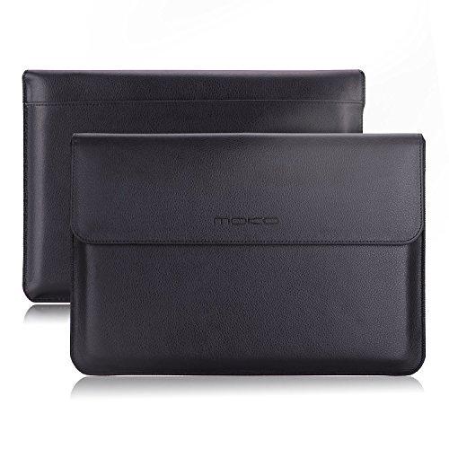 150 opinioni per MoKo MacBook Air Funda- Sleeve Bag Maletín de PU Cuero Carpeta Cover Case con