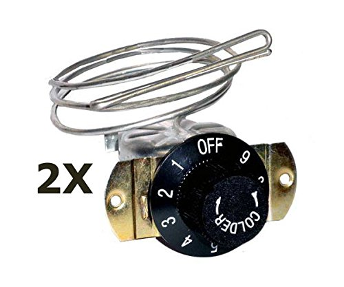 2 - Dixie Narco soda machine thermostats - #8020009031 by Dixie Narco (Image #1)
