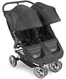 Baby Jogger 2011 City Mini Double Stroller, Black/Black (Discontinued by Manufacturer)