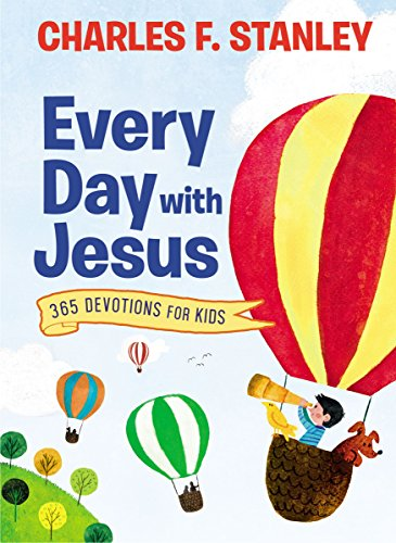 Every day with jesus 365 devotions for kids kindle edition by every day with jesus 365 devotions for kids by stanley charles fandeluxe Choice Image