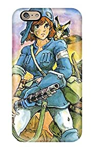Faddish Phone Nausicaa Of The Valley Of The Wind Case For Iphone 6 / Perfect Case Cover