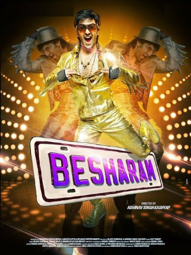 Besharam (Hindi Film / Bollywood Movie / Indian Cinema DVD) 2013