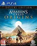 Assassins Creed Origins - Deluxe Edition PS4 (PS4)