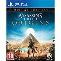 Ubisoft Assassins Creed Origins Deluxe Edt [Playstation 4]