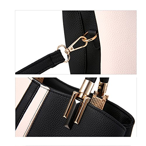 Xiaolongy Messenger color Korean Shoulder Bags Simple New Tide Women Pink Handbags Big Fashion Women Hit Wild Handbags Orange Bag Bag a6ZaqrnS
