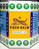 Tiger Balm White Ointment, HR Pain Relief 30g (Big Size)