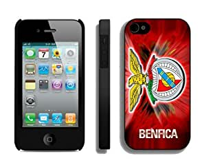 Popular Iphone 4 4s Case Cool Design Cover Football Benfica 1