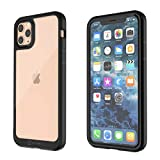 New Trent Sonus iPhone 11 Pro Max (2019) 6.5 Inch Case with Full-Body Transparent Protection and Built-in Screen Protector