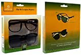 Reading Glasses With Clip On Sunglasses