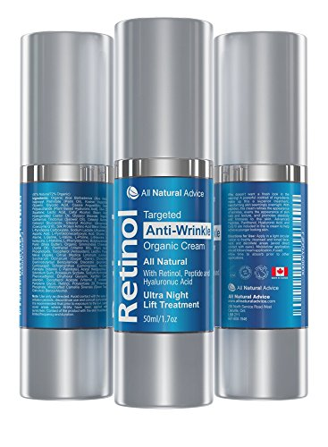 Retinol Natural Moisturizing All Advice