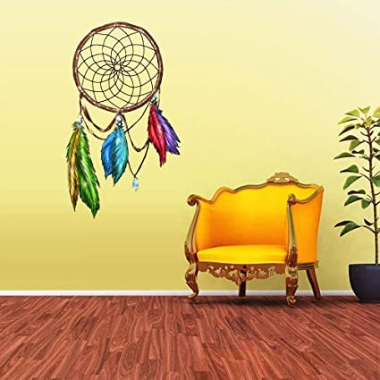 Amazon Full Color Wall Decal Mural Sticker Dream Catcher Magnificent Do Dream Catchers Get Full