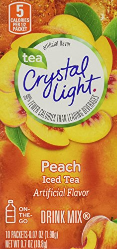 crystal light peach - 6