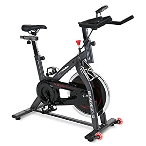 BladeZ by BH Home Workout Indoor Cycle 200IC Stationary Recumbent Exercise Bike