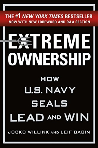Extreme Ownership: How U.S. Navy SEALs Lead and Win (New Edition) thumbnail