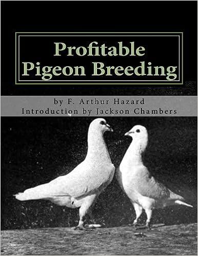 Buy Profitable Pigeon Breeding: Volume 15 (Raising Pigeons for