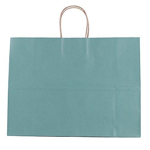Halulu Kraft Gift Paper bags with handle, Shopping Retaul ba