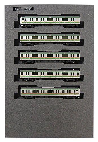KATO Nゲージ E233系 3000番台 高崎線・宇都宮線 付属 5両セット 10-1152 鉄道模型 電車