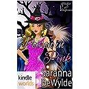 Magic and Mayhem: Poison in Pink (Kindle Worlds Novella)