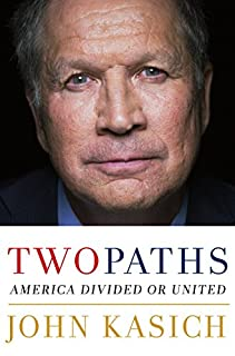 Book Cover: Two Paths: America Divided or United